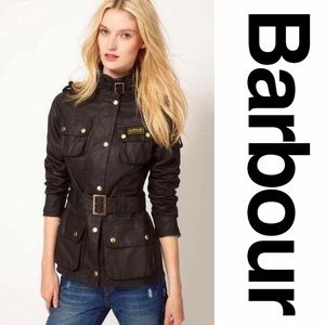 Barbour jacket! Rare!
